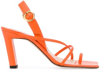 Wandler Ankle Strap Sandals