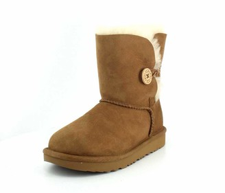 UGG Kid's Female Bailey Button II Classic Boot