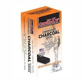 General Pencil General Compressed Charcoal Stick 6B 6/Box