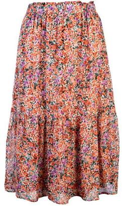 SET Ditzy Maxi Skirt