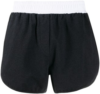 Brunello Cucinelli Relaxed Elasticated Waist Shorts