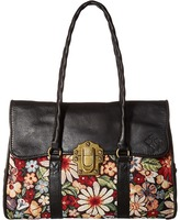 Patricia Nash Vienna Satchel Satchel Handbags