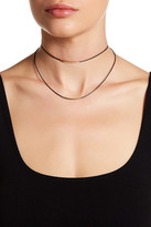 Stephan & Co Double Bar Choker