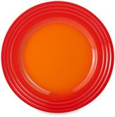 Le Creuset 12-Inch Dinner Plate in Flame