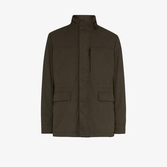 Ermenegildo Zegna Stratos field military jacket