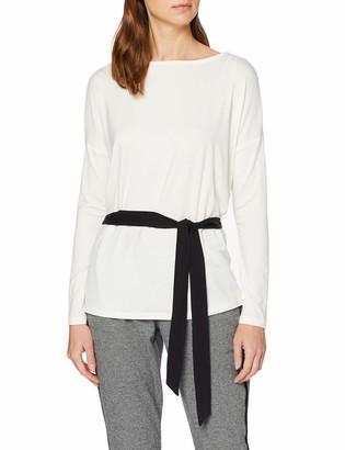 Esprit Women's 119eo1k031 Long Sleeve Top
