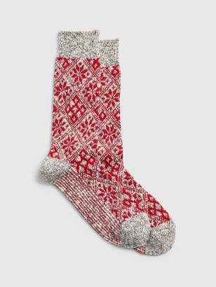 Gap Ragg Crew Socks