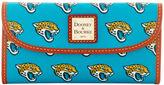 Dooney & Bourke NFL Jaguars Continental Clutch