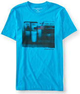 Aeropostale Mens Train Imagery Graphic T Shirt