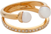 Vita Fede Ultra Mini Pearl Band Ring