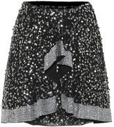 Isabel Marant Cole sequined miniskirt