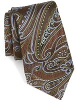 Ted Baker Men's Floral Paisley Silk Tie