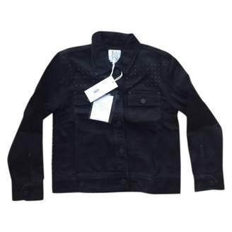 Zoe Karssen Black Denim - Jeans Jacket for Women