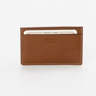 The Dust Company Mod 170 Cardholders In Cuoio Brown