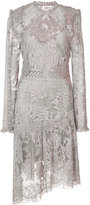 Zimmermann lace dress - women - Silk/Cotton - 6