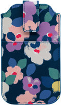 Cath Kidston Large Painted Pansies Universal Slip Pouch