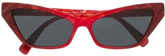 Alain Mikli Le Matin cat eye sunglasses