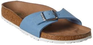 Birkenstock Madrid Birkibuc Leather Sandal