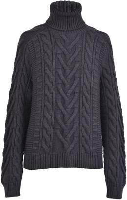 Dolce & Gabbana Oversized Sweater