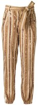 Isabela Capeto embroidered trousers
