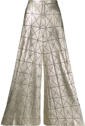 Talbot Runhof Gilia trousers