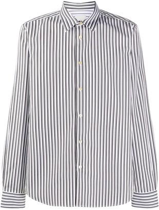 Paul Smith Striped Long Sleeve Shirt
