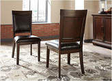 Signature Design by Ashley Set of 2 Sadyn Upholstered Dining Side Chairs