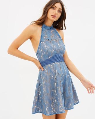 Talulah Delilah Halter Mini Dress