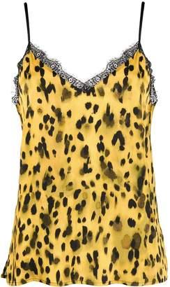 Anine Bing Golden Leo camisole