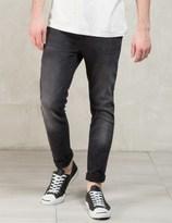 Nudie Jeans Black Black Brutus Thin Finn Jeans