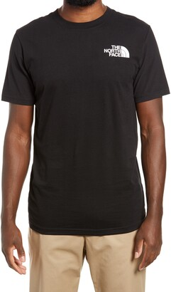 The North Face Logo Graphic Tee