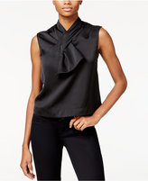 Rachel Roy Sleeveless Bow Top, Only at Macy's