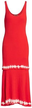 Altuzarra Shinobu Knit Midi Dress