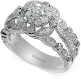 Effy Diamond Ring in 14k White Gold (7/8 ct. t.w.)
