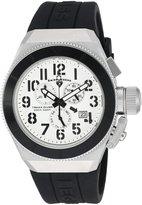 Swiss Legend Men's 13844-02-BB Trimix Diver Analog Display Swiss Quartz Black Watch