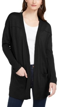 Style&Co. Style & Co Sweater Cardigan, Created for Macy's