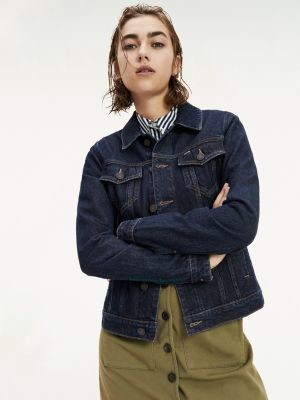Tommy Hilfiger Recycled Denim Trucker Jacket