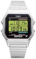 Timex Men's Classic Digital Expansion Band Watch - Silver T785879J