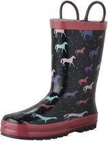Western Chief Cute Horses Waterproof Rain Boot