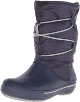 Crocs Women's Crocband II.5 Cinch Snow Boot