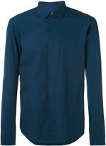 Jil Sander slim fit shirt - men - Cotton - 39