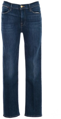 Frame Slim-Fit Denim Jeans