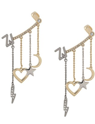 Zadig & Voltaire Mix N Match mono earring