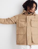 Madewell Battenwear Light Shell Parka Jacket