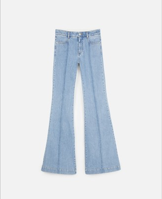 Stella McCartney the 70s flared trousers