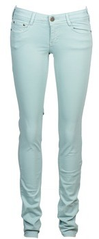 Cimarron CASSIS women's Trousers in Blue