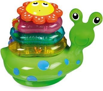 Munchkin Snail Stacker™ Bath Toy