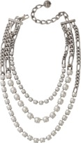 Lanvin Kristen Pearl Necklace