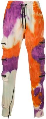 Mauna Kea Tie-Dye Track Trousers