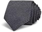 John Varvatos Woven Check Classic Tie